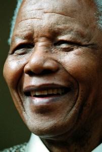 A NELson Mandela